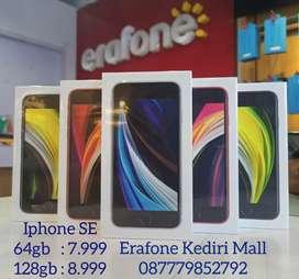 Iphone SE 64gb garansi resmi ibox
