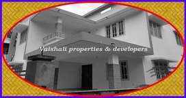 4.5 cents, 3 bhk, 1450 sq.ft house for sale in near Kovoor MLA Road