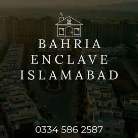 Ten Marla plot for sale in Bahria Enclave Islamabad