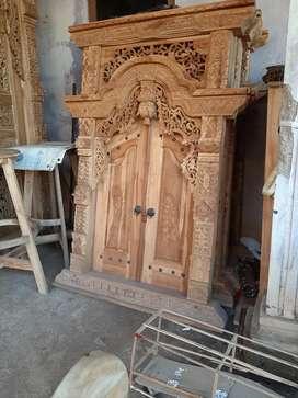 asrori kusen pintu gebyok gapuro jendela rumah masjid musholla jati