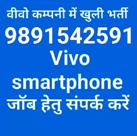 Helper storekeeper supervisor computer operator are required for vivo