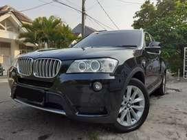 BMW X3 3.5 Turbo 2011. over kredit