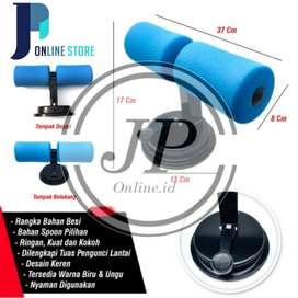 Alat Sit Up Portable Pengecil Perut Fitness GYM YOGA Stand Holder