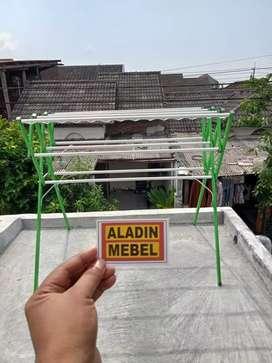 Jemuran murah ready Aladin Mebel Sidoarjo Prambon 1011