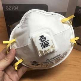 NEW FACTORY 2021 3M N95 8210 FACE MASK IN BOX