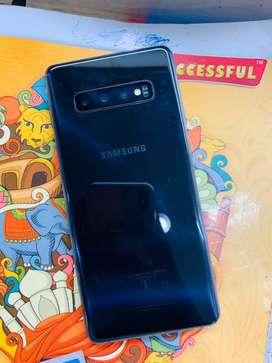 Samsung S10 Plus Glass Creck 8GB RAM 128GB internal
