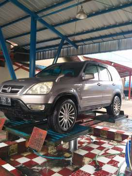 Honda CRV manual 2004