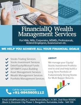Build Long Term Stocks/Equity Portfolio of fundamentally strong Stocks