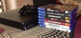 Play station 4 under guarantee only 6 months old