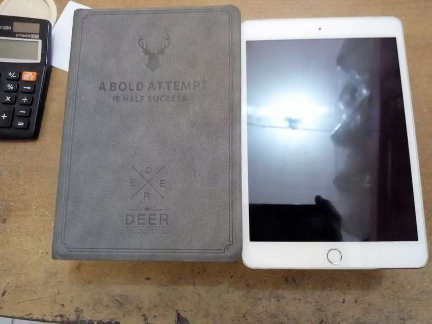 iPad mini 3 wifi+cell normal dus Trosobo citra harmoni 0