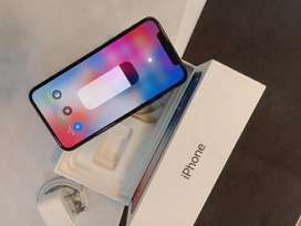 I PHONE X 256GB GREY COLOUR BRAND NEW CONDITION WITH WARRANTY