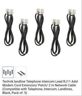 Telecom intercom lead