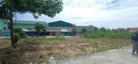 Tanah Luas 20x30 di Jalan Karya I - Belakang Kampus UIR