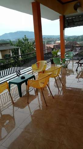 "Kost/HomeStay Syariah ""Retro Pondok Orange""harian/bln/thn.Pramuka RJBS"
