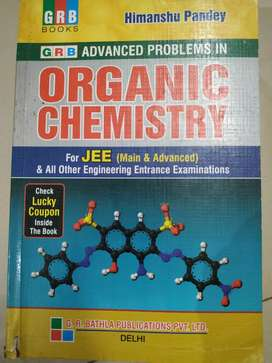Chemistry Books for JEE MAIN & ADVANCED