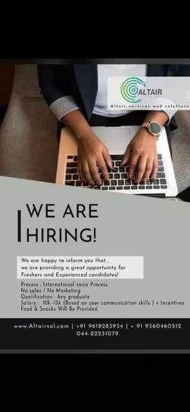 HR requirement