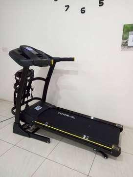 Treadmill Elektrik TL 636 Auto Incline Motor 2hp Untuk 150kg