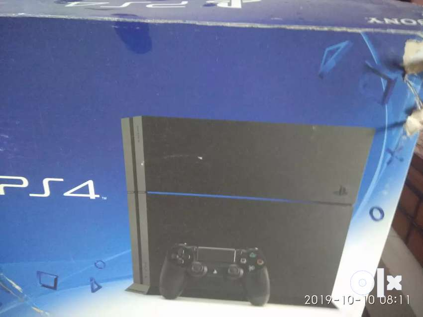 PS4 500gb model no.-CUH-1208A 0
