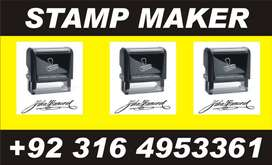 Stamp maker | Rubber Stamp