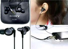 earphone /Headset sony MDR ex 700 ORI  support all android