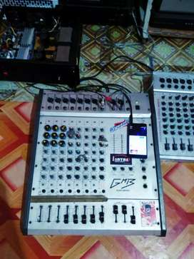 Mixer Rakitan 8 Chanel