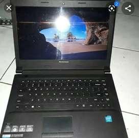 Lenovo laptop b40 i3 4gen 4gb ram 500gb