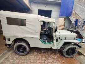 Mahindra Jeep 1996 Diesel