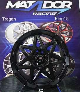 velg mobil import hsr wheel ring15x7 smb matador racing