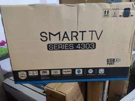 32 inch mirror link@ smart LED tv