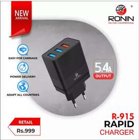 Rapid charger roni
