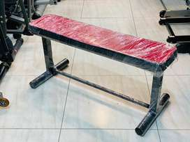 Flat bench, bench press, multi bench, rods, plate, dummbell avalible.