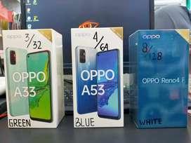 Oppo a53 4/64 limited siapa cepat dia dapat