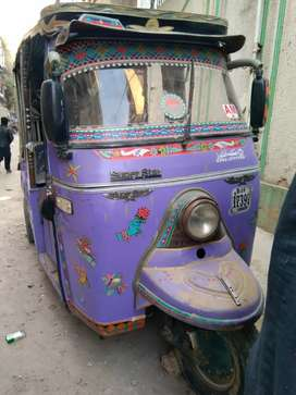 Super star rickshaw for sell