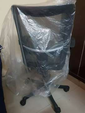 Brand new hydraulic height adjustable office computer mesh chair