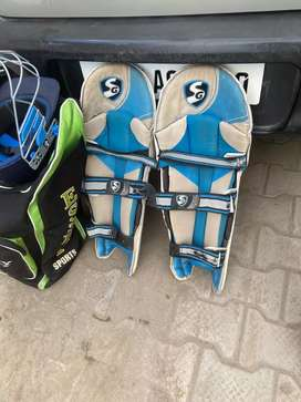 New cricket kit all necessary items of cricket with good condition