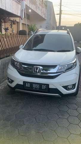 Honda brv e putih tahun 2017