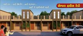 1BHK Row House Available at Olpad in Cheap Price.