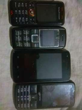 Nokia,Sony ericcson,