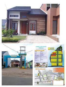 Rumah komersil murah strategis idaman kelurga