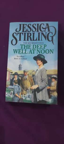 Jessica stirling. _The Deep Wellat NOON