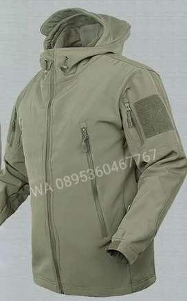 Jaket Gunung TAD Tactical Anti Air Angin