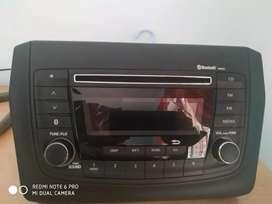 Brand new maruti swift audio system