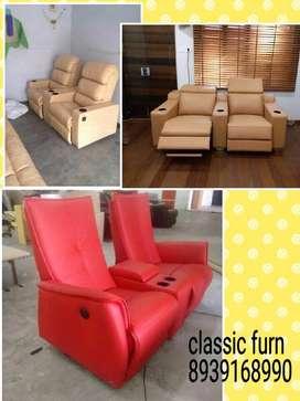 brand new varity of models in recliner sofa