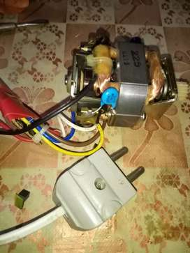 Kenwood 12 motor run direct ac 220 free delivery