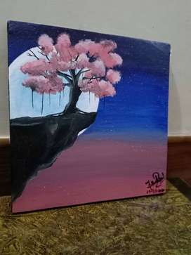 Scenery | Acrylic painting on Canvas
