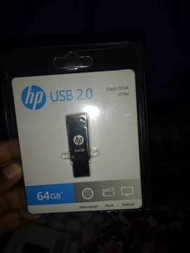 Hp USB 64gb