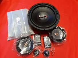 PAKET AUDIO LM 2WAY ( FREE PASANG )