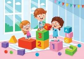 Urgent requirement of Pre Primary Teachers