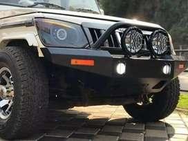 bolero front offroad bumper