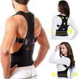 Back pBack Posture Corrector Magnetic Therapy